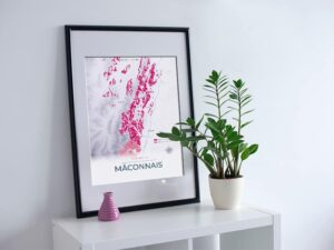 Poster du Mâconnais Moderne