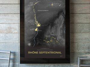 Poster Rhône Nord