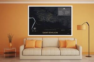 Poster Saint-Émilion