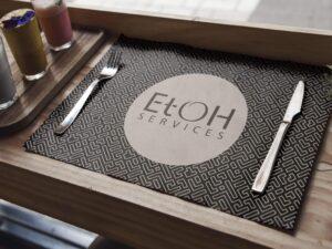 Set de table EtOH