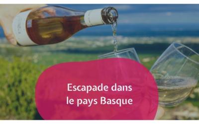 Escapade au Pays Basque
