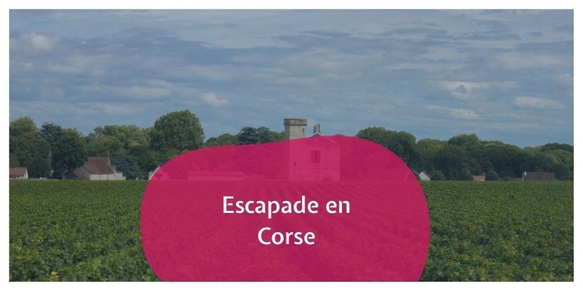 Escapade en Corse